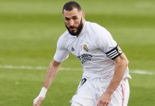 Bóng đá quốc tế sáng 2/3: Real đón niềm vui an ủi sau trận hoà Sociedad