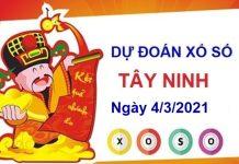 Dự đoán XSTN ngày 4/3/2021