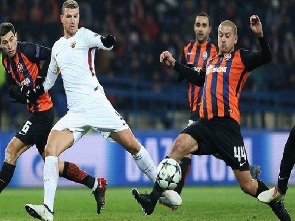 Nhận định tỷ lệ AS Roma vs Shakhtar Donetsk, 03h00 ngày 12/3 - Cup C2