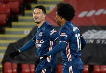 Bóng đá quốc tế sáng 12/4: Arsenal đại thắng Sheffield United