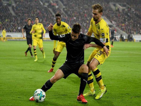 Nhận định, Soi kèo Stuttgart vs Dortmund, 23h30 ngày 10/4 - Bundesliga