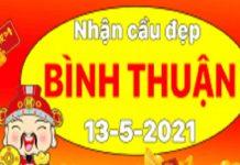 Dự đoán xổ số Bình Thuận 13/5/2021