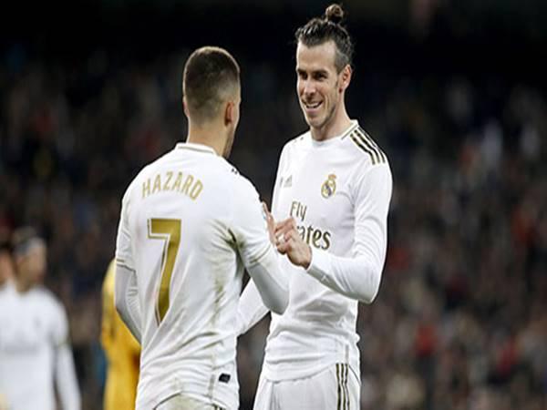 Bóng đá Quốc tế chiều 25/5: Real 'xả hàng' cả Bale và Hazard