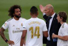 Bóng đá quốc tế sáng 14/5: HLV Zidane phủ nhận mâu thuẫn với Marcelo