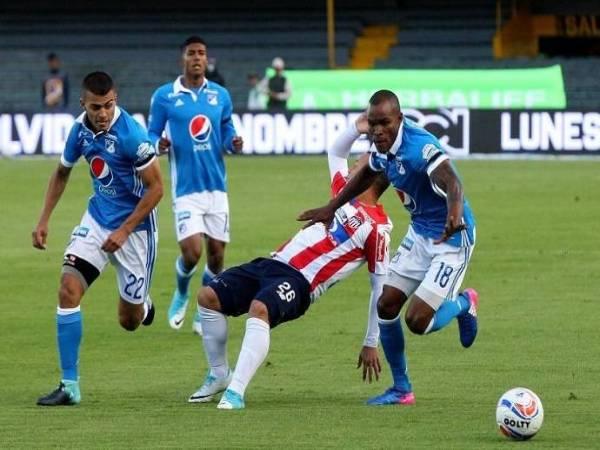 Soi kèo trận đấu Junior Barranquilla vs Millonarios1