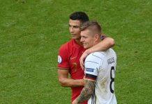 Bóng đá quốc tế tối 22/6: Kroos tiết lộ về cuộc nói chuyện với Ronaldo
