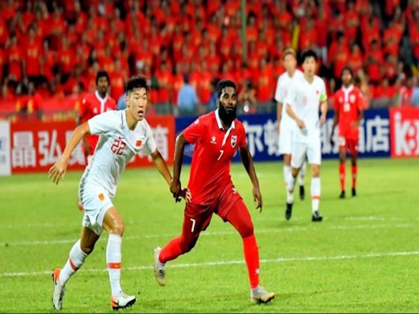 Nhận định trận đấu Trung Quốc vs Maldives (00h00 ngày 12/6)