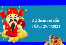 Dự đoán soi cầu SXMT 29/7/2021