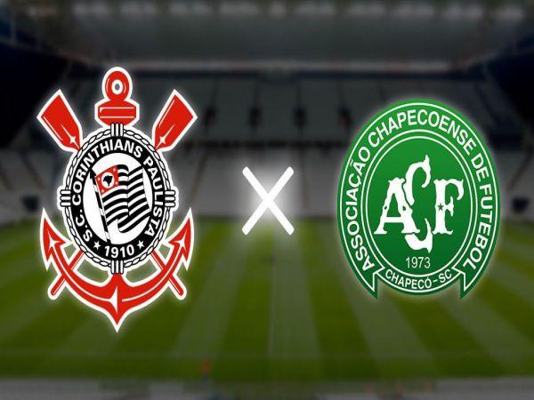 Nhận định kèo Chapecoense vs Corinthians, 7h00 ngày 9/7 - VĐQG Brazil