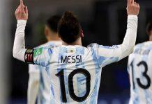Bóng đá quốc tế 10/9: Messi vượt kỳ tích của vua bóng đá Pele