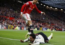 Bóng đá Anh trưa 25/10: Ronaldo chơi xấu với đối thủ