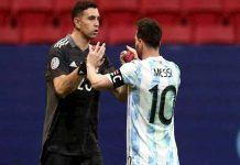 Bóng đá QT 11/10: Messi ca ngợi Emiliano Martinez hay nhất thế giới
